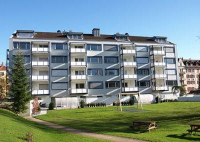 MFH Heiligkreuzstrasse, St. Gallen
