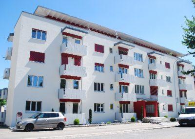 MFH Kolumbanstrasse, St. Gallen