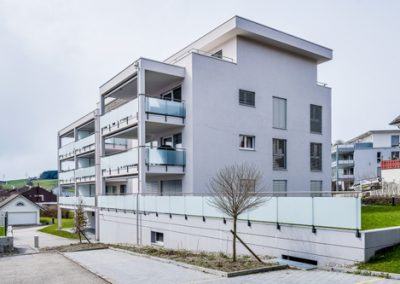 MFH Spitzhubelstrasse, Pfaffnau